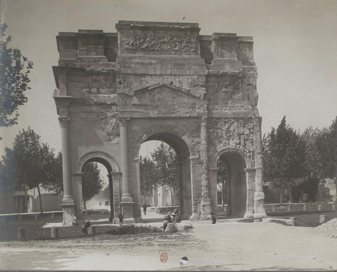 Триумфальная арка. 1905