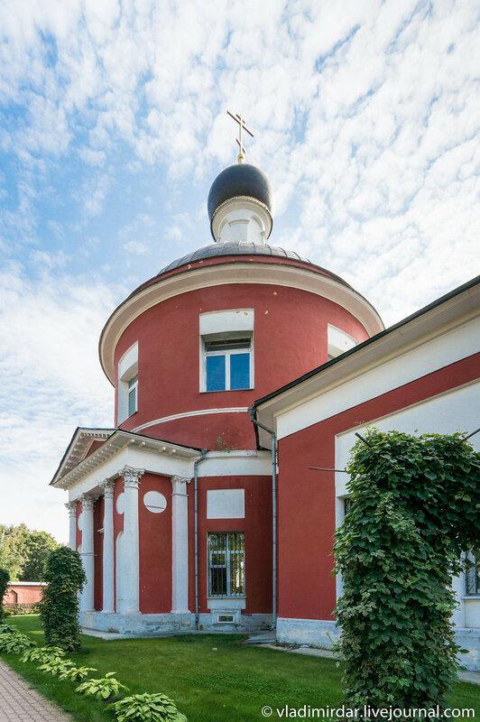 Церковь Петра и Павла в Петровском