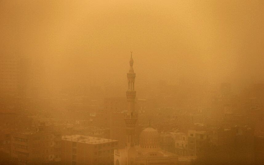 Mideast Egypt Weather