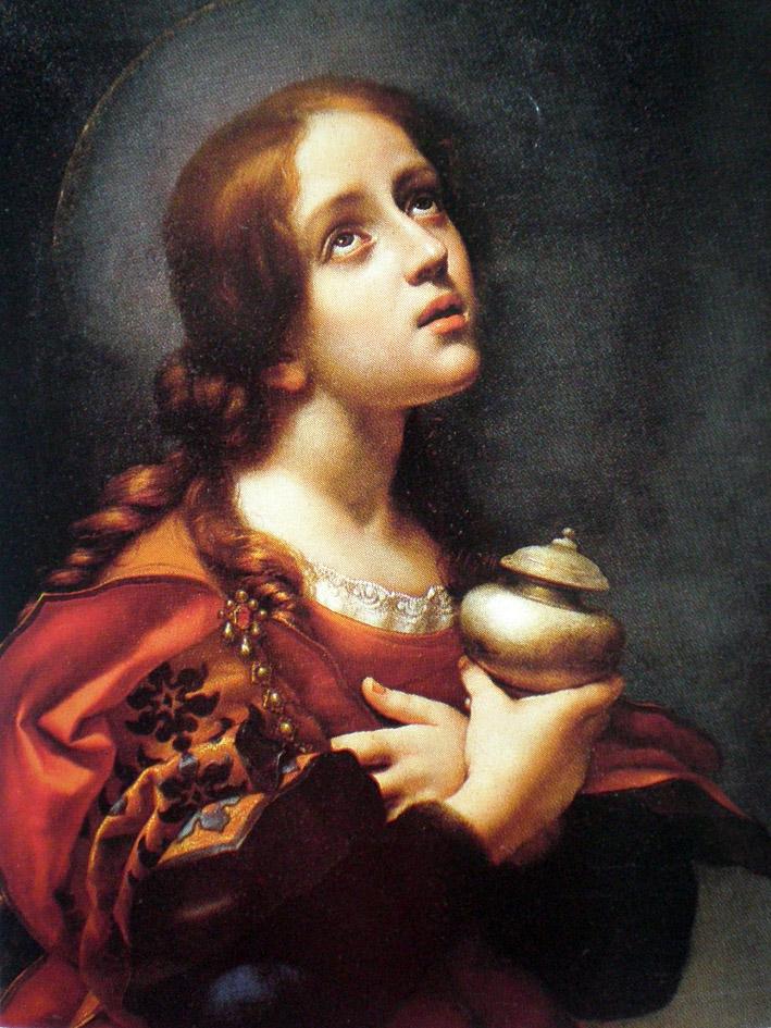 Св. Мария Магдалина. Карло Дольчи (Уффици).JPG