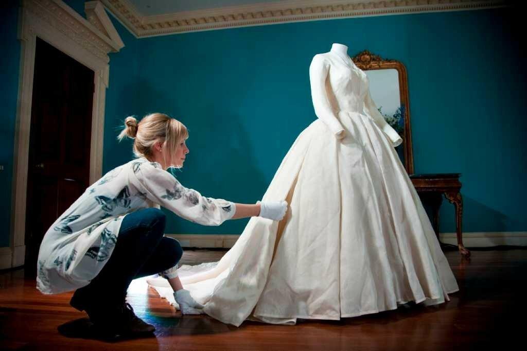 Britain Royal Wedding Royal Dresses