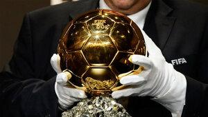 ФИФА огласила список претендентов на «Золотой мяч»