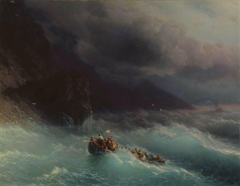 Буря на Черном море. 1873.jpg