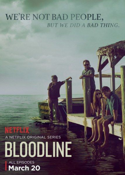 Родословная / Bloodline (1сезон/2015/WEBRip 720p/WEBRip)