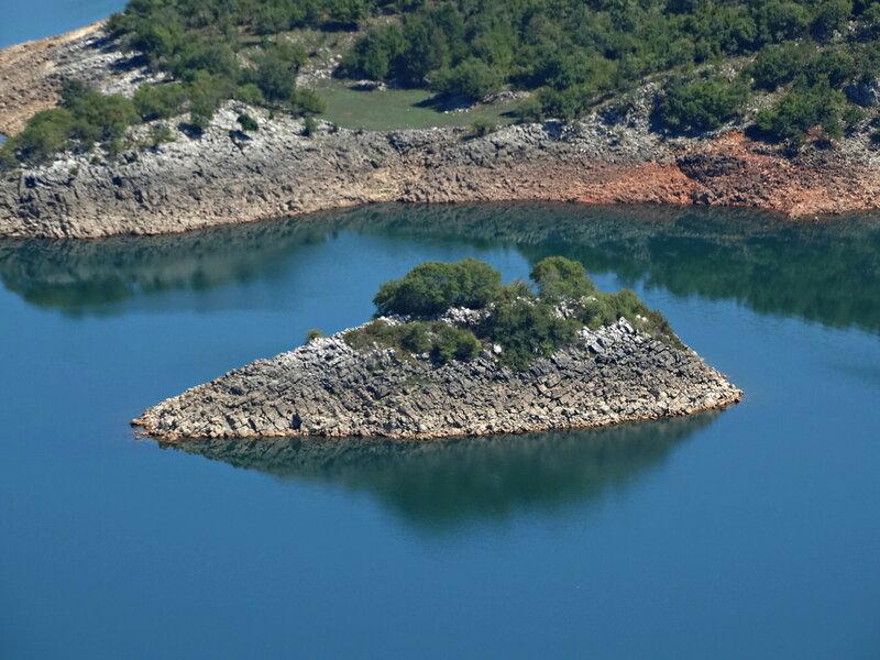 Сланское озеро.