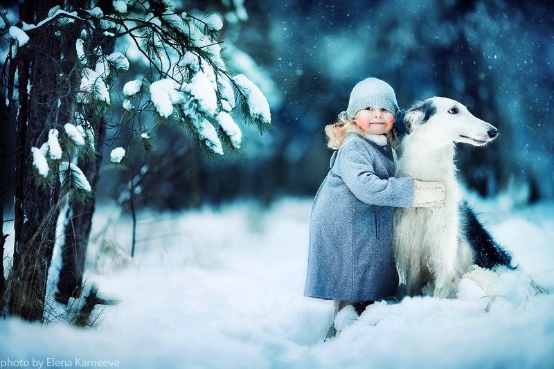 Зимняя сказка от детского фотографа 0 1362ff 529a125c orig