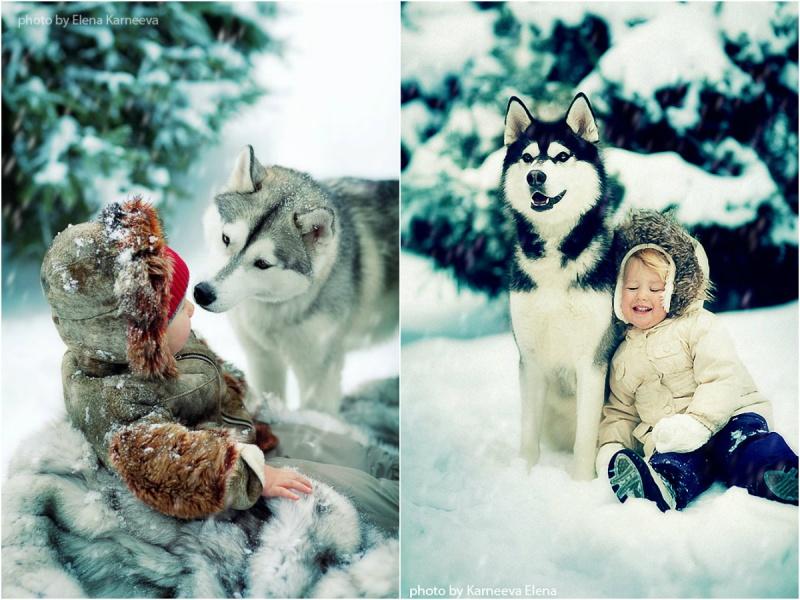 Зимняя сказка от детского фотографа 0 136306 90610298 orig