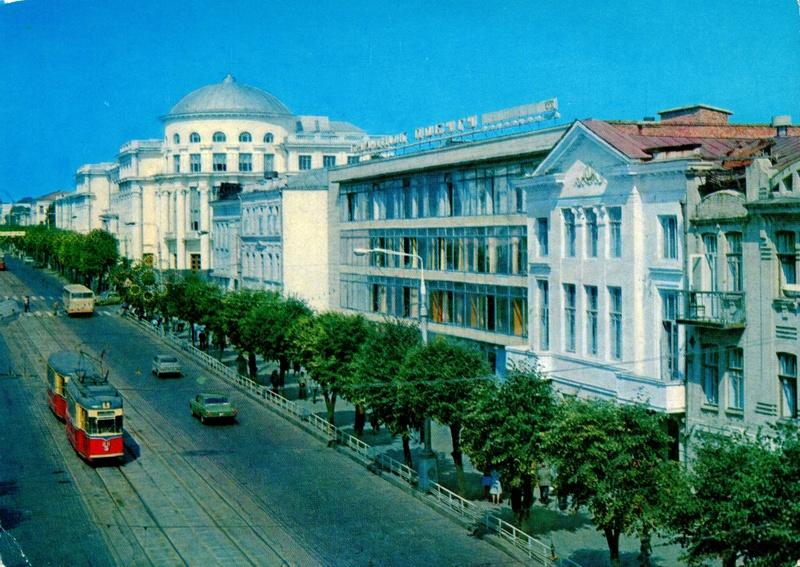 ул. Ленина  (фото Е. Света)