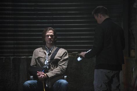 Новые промо фотографии эпизода 10.01 сериала «Сверхъестественное»