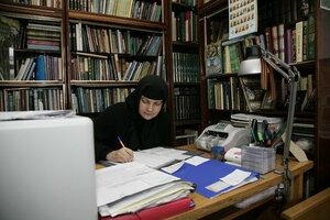 1. Монастырская канцелярия и библиотека