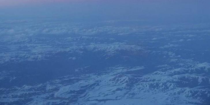 64. Наш полет в Милан проходил через Иран.