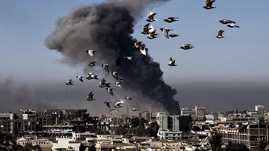 В итоге авиаудара вСирии убиты 80 членов семей террористов