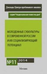 Книга Молодежные субкультуры в современной России и их социализирующий потенциал