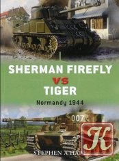 Книга Книга Sherman Firefly vs Tiger