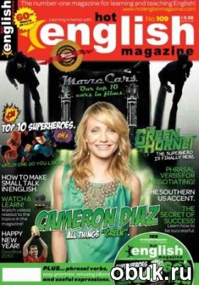 Аудиокнига Hot English Magazine №109 2011 + аудио