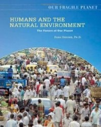 Книга Humans and the Natural Environment: The Future of Our Planet