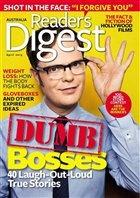 Журнал Reader's Digest №4 (апрель), 2013 / AU