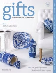 Журнал Gifts and Decorative Accessories №3 2012