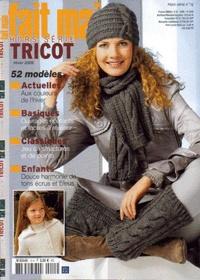 Журнал Журнал Fait main tricot №15 2009 Hiver
