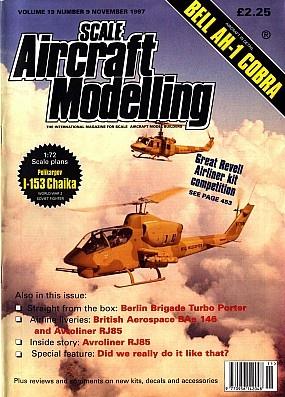 Журнал Scale Aircraft Modelling - Vol 19 No 09