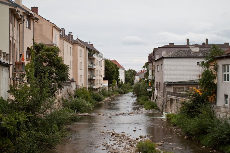 Автрия, Баден близ Вены