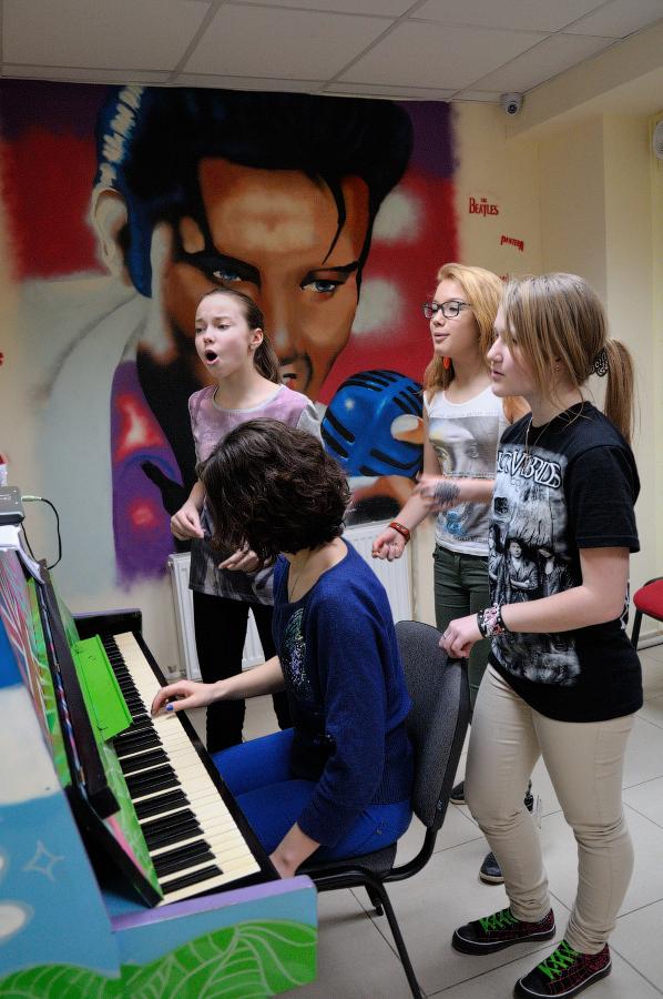 School of Rock 2015. Kharkov, Ukraine