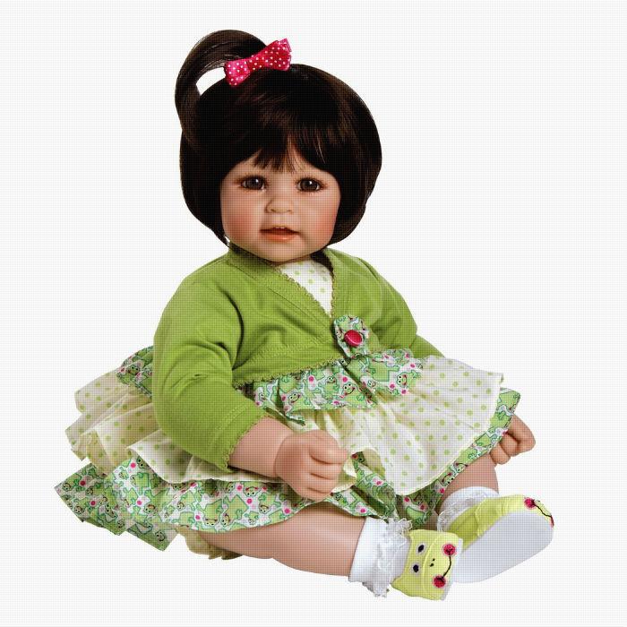 Прелестная куколка Адора