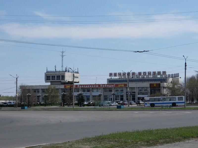 Барнаул - Речной вокзал