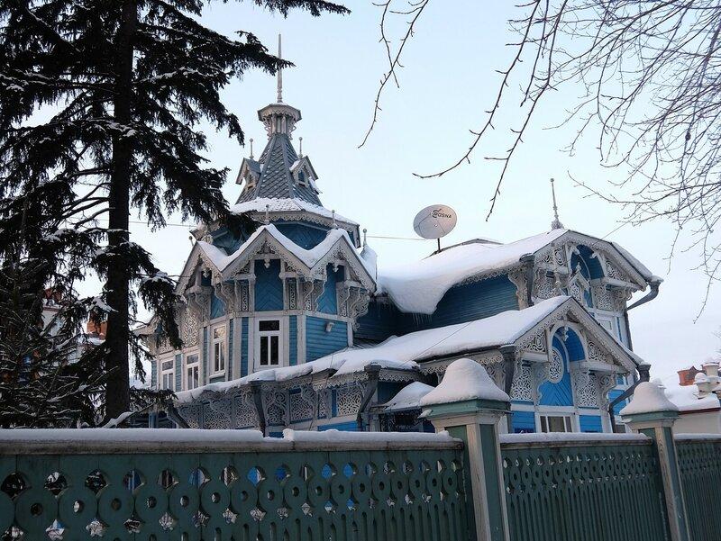 Томск - Русско-немецкий дом