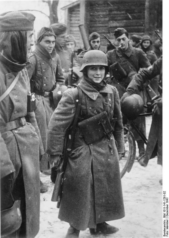 Russland, 15-jдhriger der franzцsischen Legion