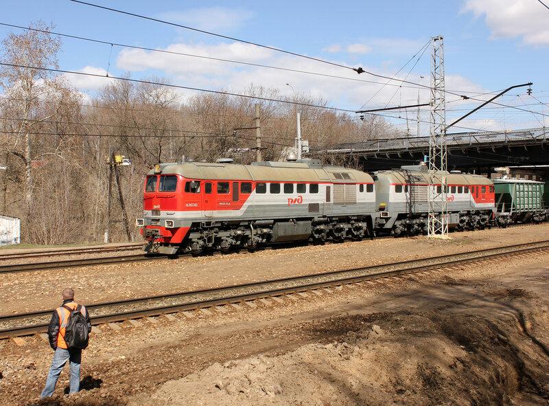 2М62У-0037 на станции Подмосковная