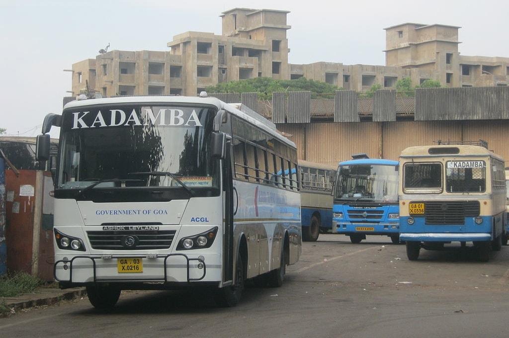 Гоанские автобусы