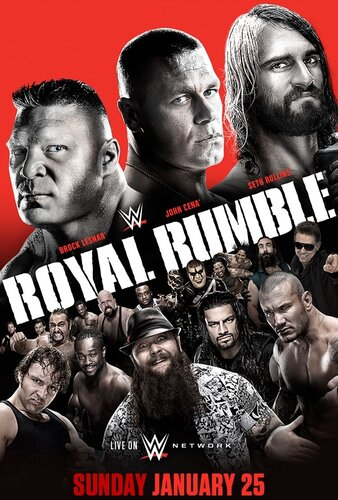 Post image of Royal Rumble 2015