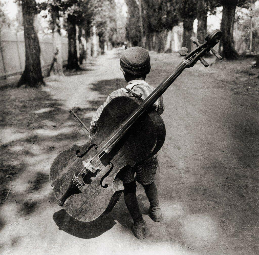 1950. Цыганенок