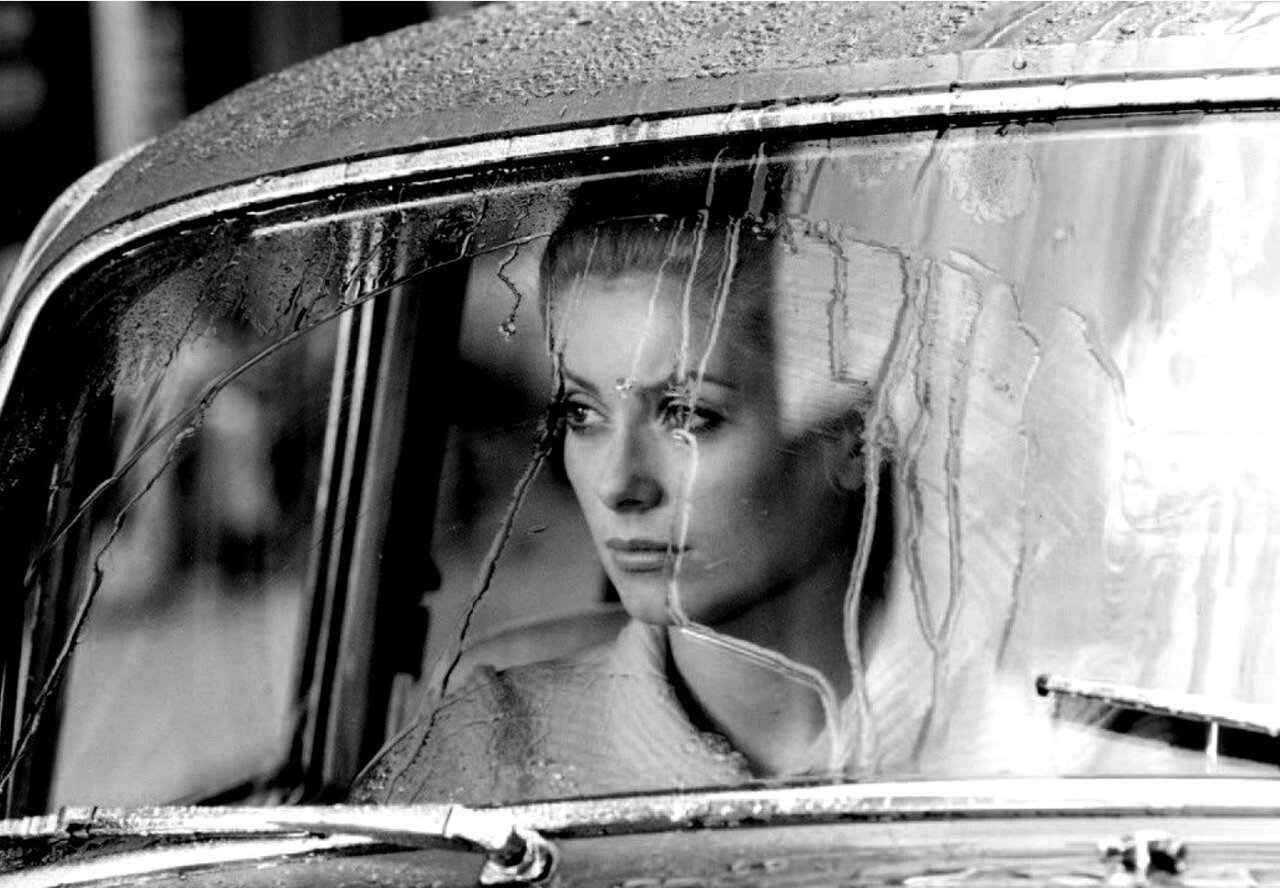 1970. Катрин Денёв