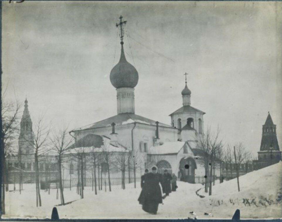 689. Церковь Константина и Елены. 1909.