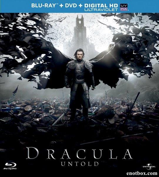 Дракула / Dracula Untold (2014/BDRip/HDRip)