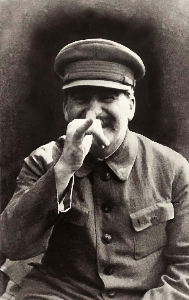 Сталин, Нос