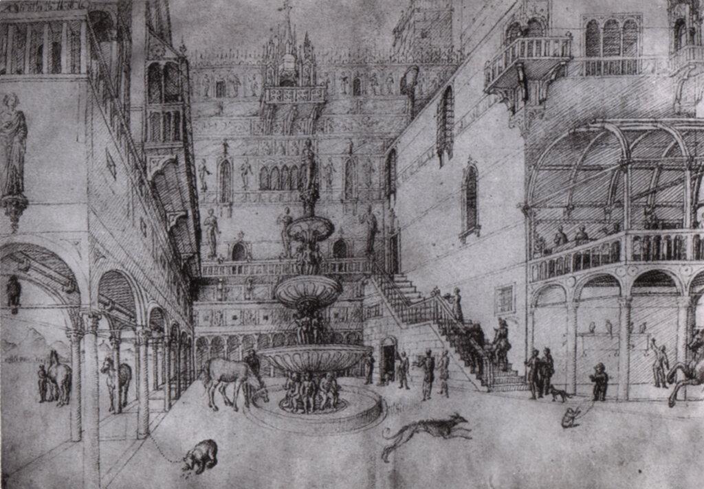 Jacopo_bellini,_album_del_louvre,_banchetto_di_erode 1450 ок..jpg