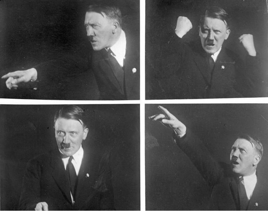 Выступление на суде в Лейпциге 1933 г.
