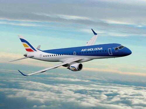 Air Moldova отменила рейс на Одессу до конца марта 2016 г.