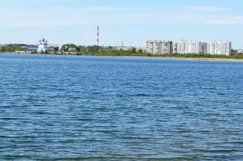 У озера Смолино