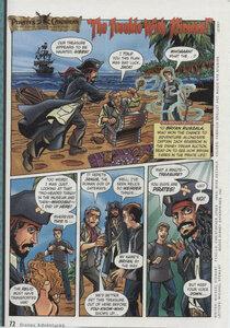 "Комиксы ""Пираты Карибского моря"". ""The Trouble With Pirates!"""