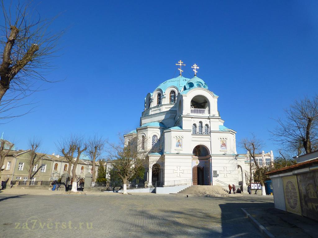Евпатория, Крым, храм