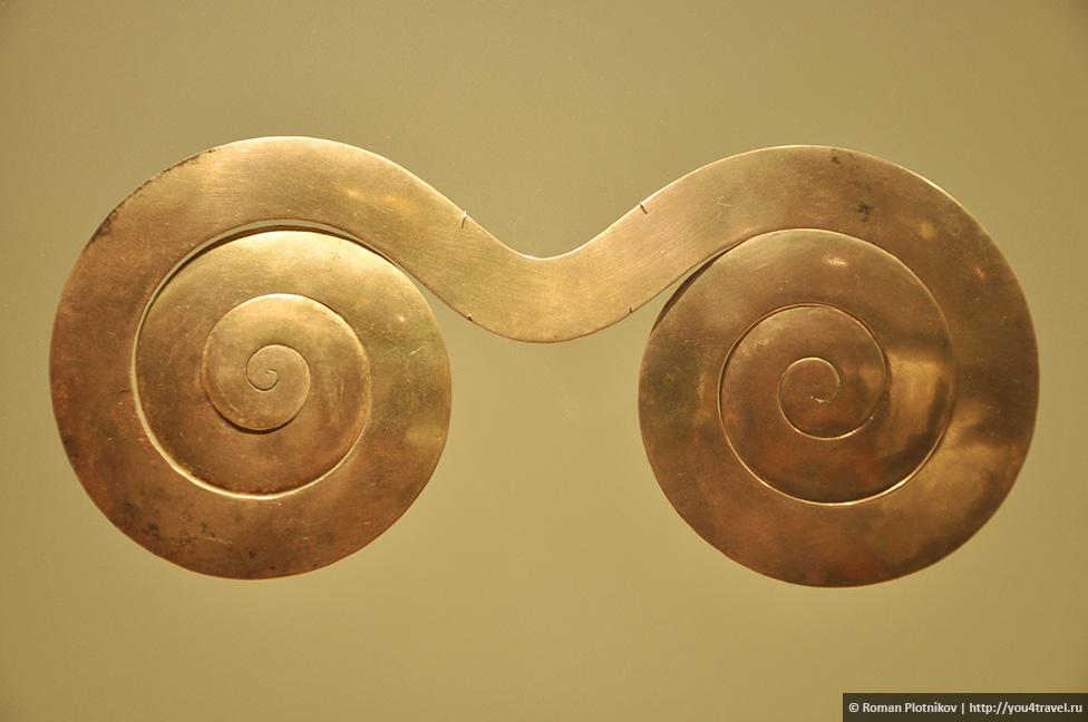 0 181aad 54eee4cd orig День 203 205. Самые роскошные музеи в Боготе – это Музей Золота, Музей Ботеро, Монетный двор и Музей Полиции (музейный weekend)