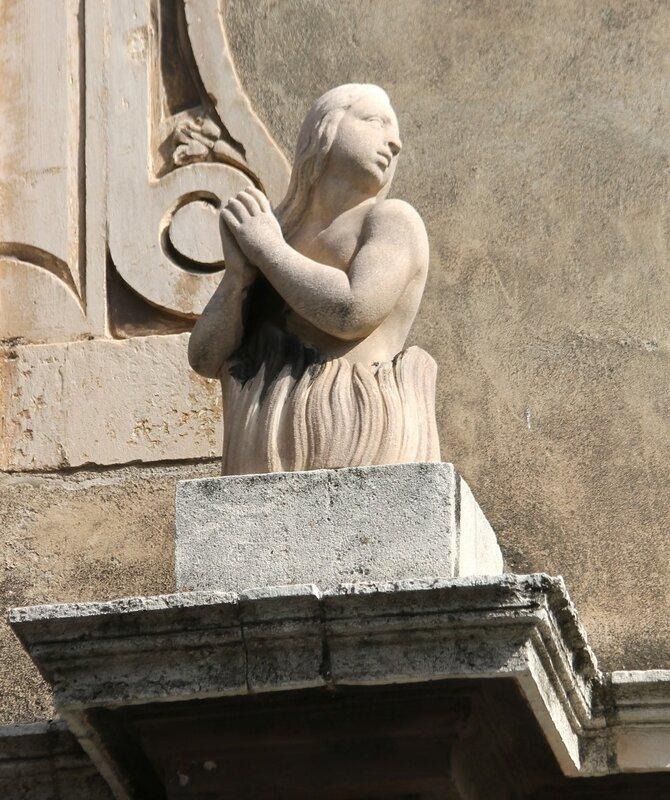 Катания. Церковь Святой Урсулы (Chiesa di Sant'Orsola)