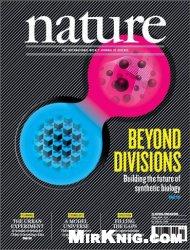 Журнал Nature Magazine - 8 May 2014
