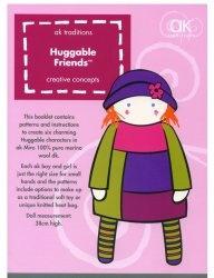 Журнал Huggable Friends . Creative concepts