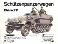Книга Das Waffen-Arsenal Band 7: Schutzenpanzerwagen