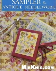 Журнал Sampler & Antique Needlework vol.31 2003